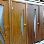 Ламинированные двери с декоративной пленкой