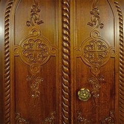 Двери для храмов и церквей