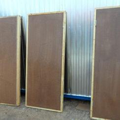 Двери для общественного строительства