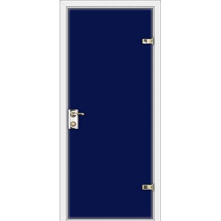 Межкомнатная стеклянная дверь (со стеклом триплекс)