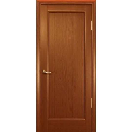 Межкомнатная шпонированная дверь «Новая волна» (глухая)
