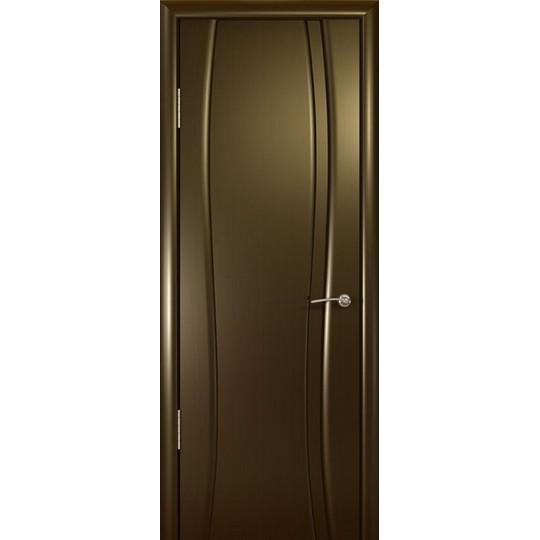 Межкомнатная шпонированная дверь «Буревестник» (глухая)
