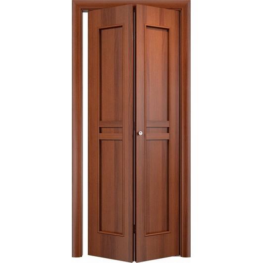 Складная дверь «книжка» C-23 ДГ (глухая)