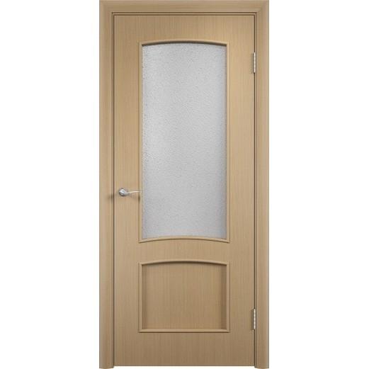 Межкомнатная ламинированная дверь «C-5 ДО» (со стеклом)