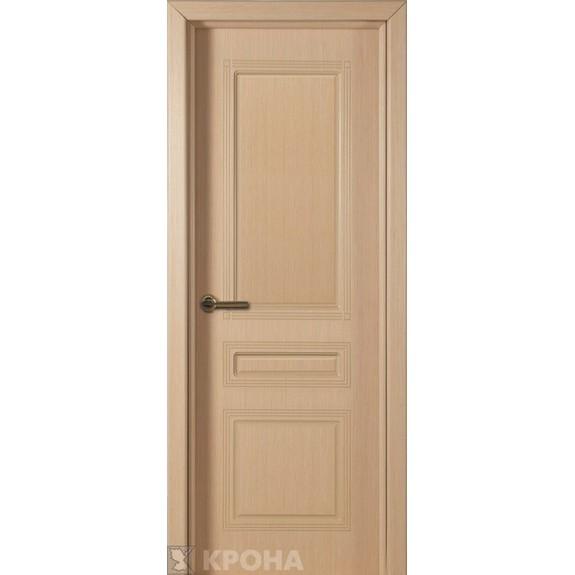 Межкомнатная дверь с натуральным шпоном «Стиль ДГ» (глухая)
