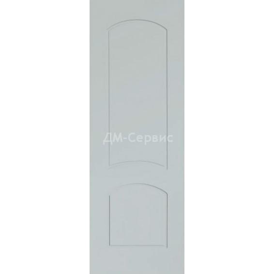 Крашенная дверь эконом класса «Наполеон» (глухая)