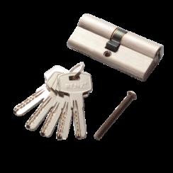 Личинка для замка RENZ перфорированный ключ/ключ 70мм