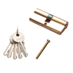Личинка для замка RENZ английский ключ/ключ 70мм
