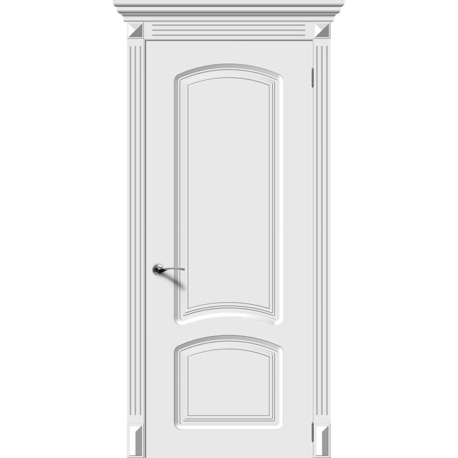 Дверь эмаль Ария, глухая