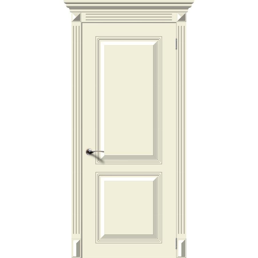 Межкомнатная дверь эмаль «Блюз» (глухая)