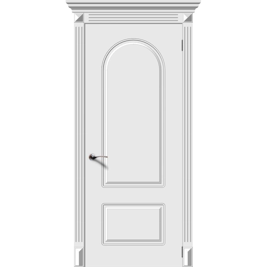 Дверь эмаль Менуэт, глухая