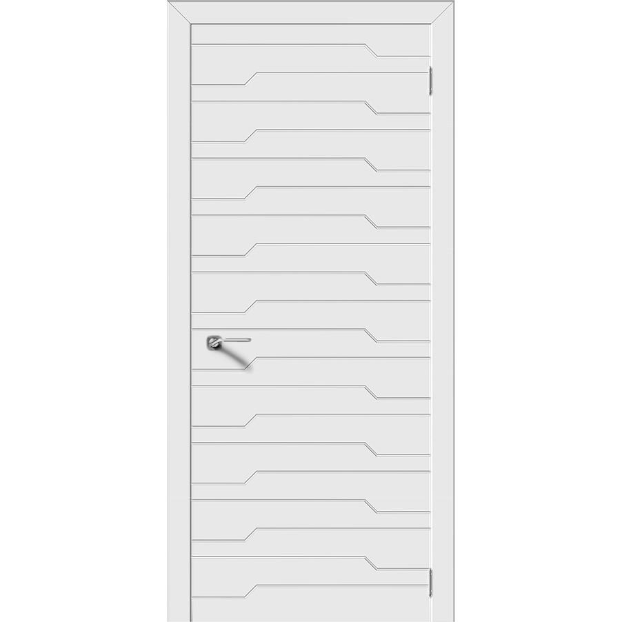 Межкомнатная дверь эмаль «Польская» (глухая)