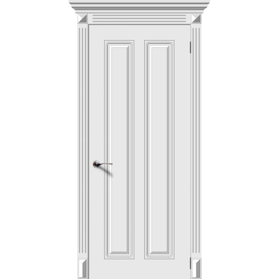 Дверь эмаль Ретро-2, глухая