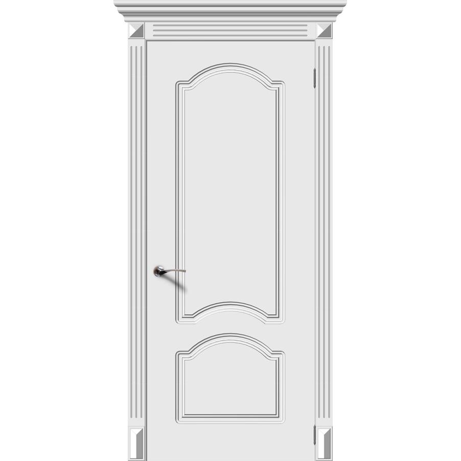 Межкомнатная дверь эмаль «Сюита» (глухая)