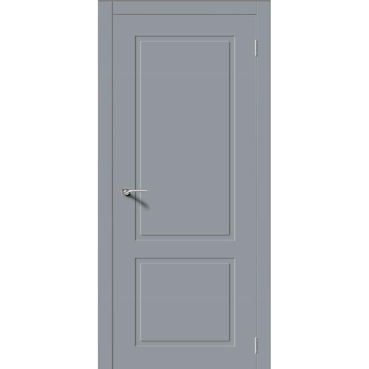 Межкомнатная дверь эмаль неоклассика «Ноктюрн-Н» (глухая)