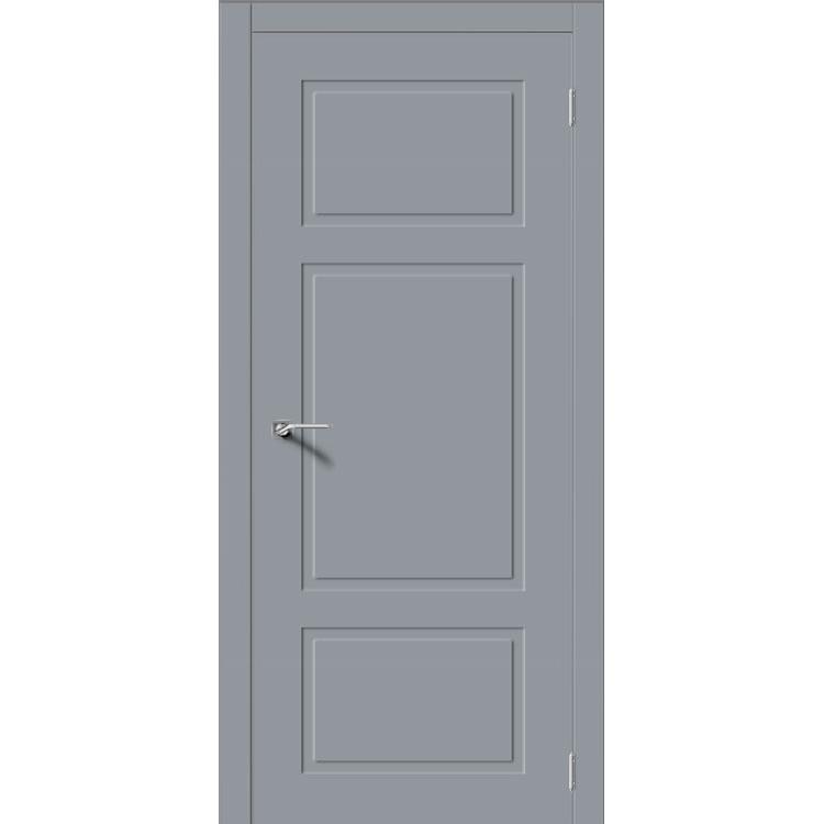 Межкомнатная дверь эмаль неоклассика «Увертюра-Н» (глухая)