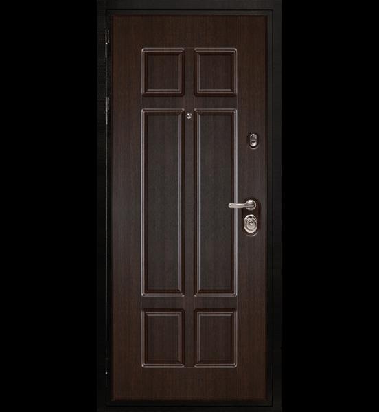 Входная металлическая дверь «МД-07» (дуб Филадельфия)