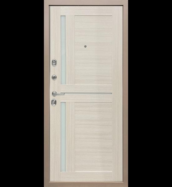 """Входная металлическая дверь """"МД-50"""" (бронза)"""