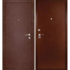 Входная металлическая дверь «C-501» (антик медь)