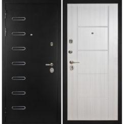 Входная металлическая дверь «МД-21» (сандал белый)