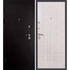 Входная металлическая дверь «МД-24» (беленый дуб)