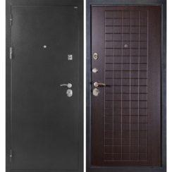 Входная металлическая дверь «МД-26» (венге)