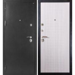 Входная металлическая дверь «МД-26» (сандал белый)