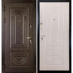 Входная металлическая дверь «МД-32» (дуб Филадельфия)