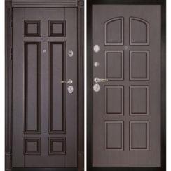 Входная металлическая дверь «Сударь-2» (венге)