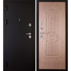Входная металлическая дверь «Сударь-3» (венге коричневый)