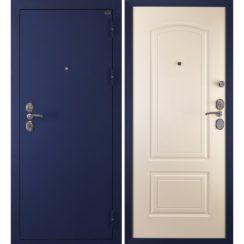 Входная металлическая дверь «Сударь-4» (белый шелк)