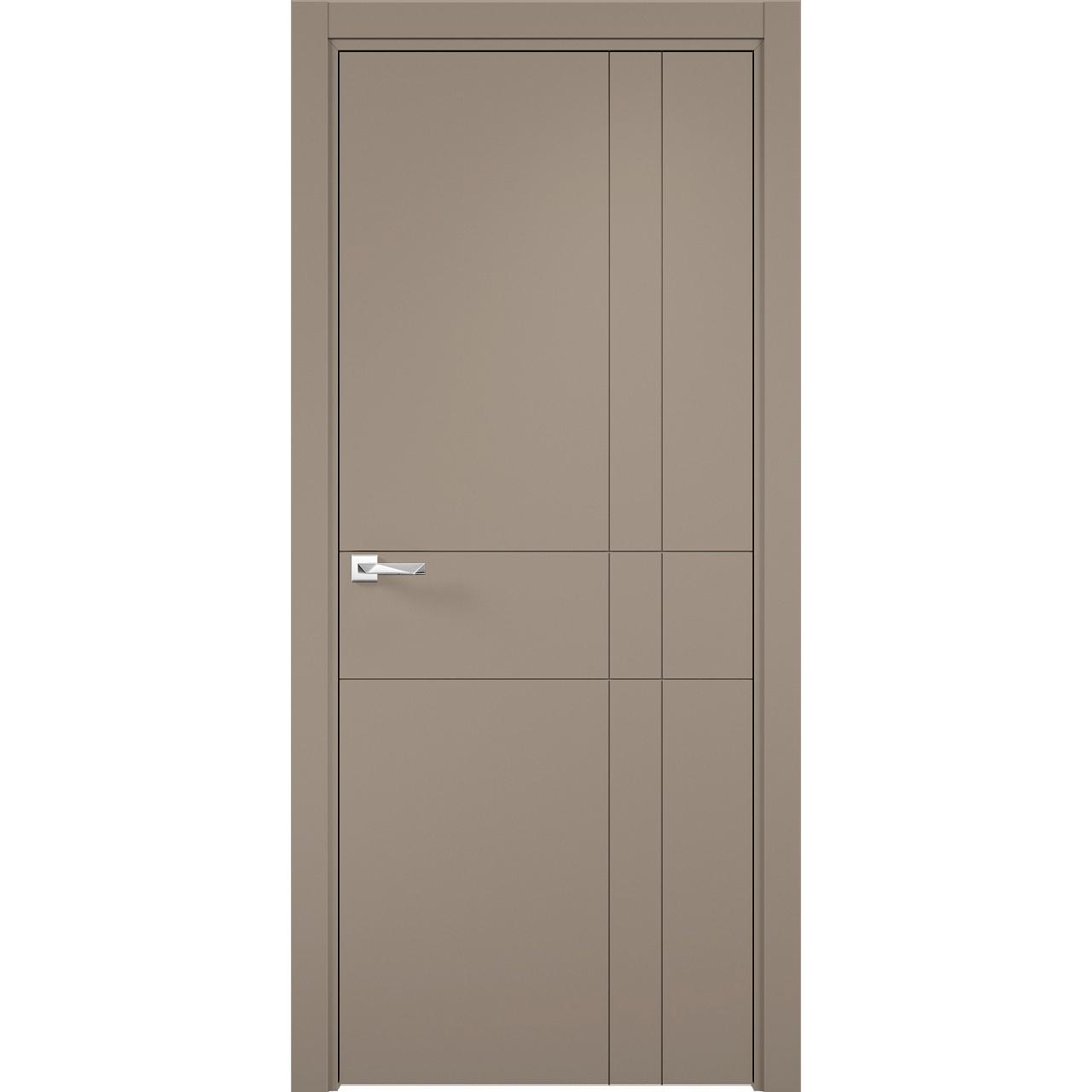 Межкомнатная дверь эмалит «Севилья 02» (глухая)
