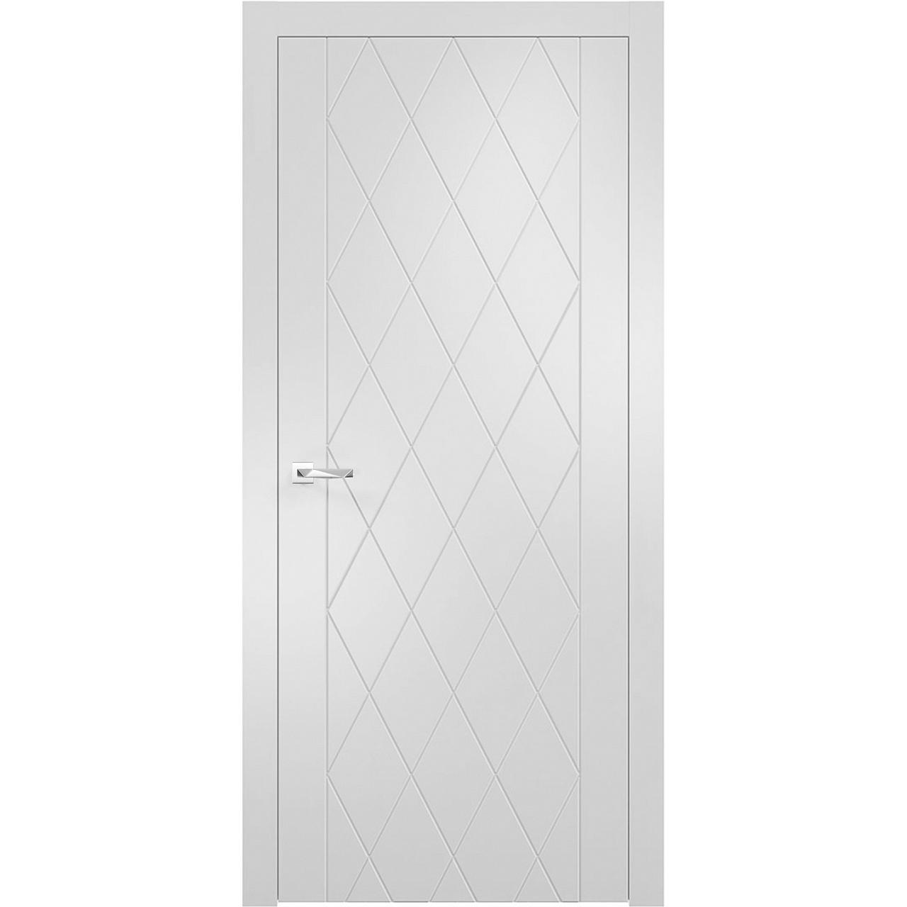 Межкомнатная дверь эмалит «Севилья 10» (глухая)