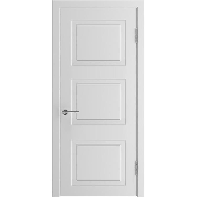 Межкомнатная дверь эмаль классика премиум «Арт 3» (глухая)