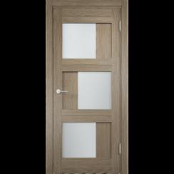 Дверь «Eldorf Баден 10 ДО» с 3D покрытием (со стеклом)