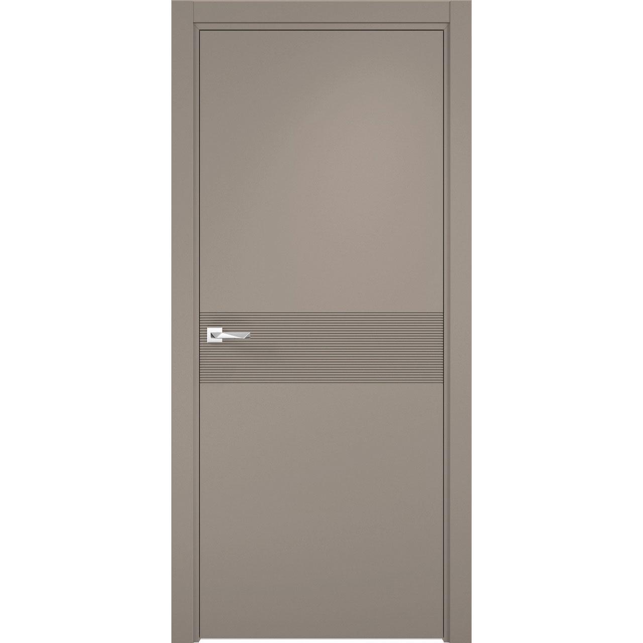 Межкомнатная дверь эмалит «Севилья 17» (глухая)