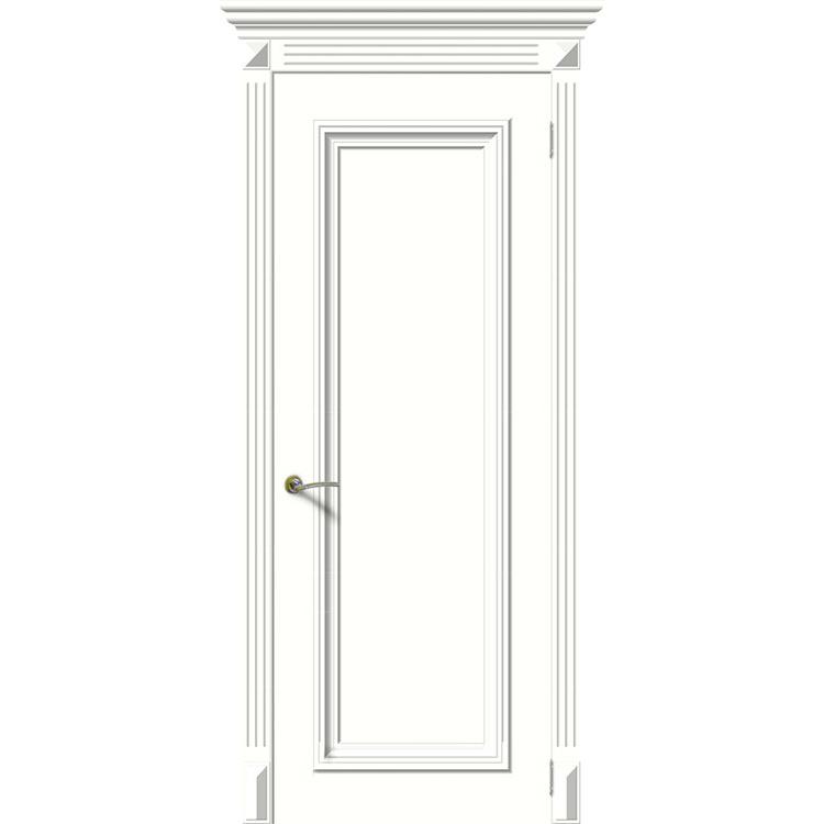 Межкомнатная дверь эмаль классика «Эмма 4» (глухая)