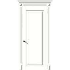 Межкомнатная дверь эмаль классика фреза «Гармония-Н» (глухая)