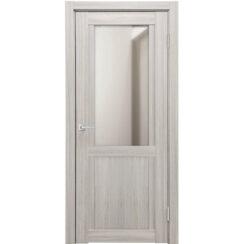 Межкомнатная дверь экошпон К-12 зеркало