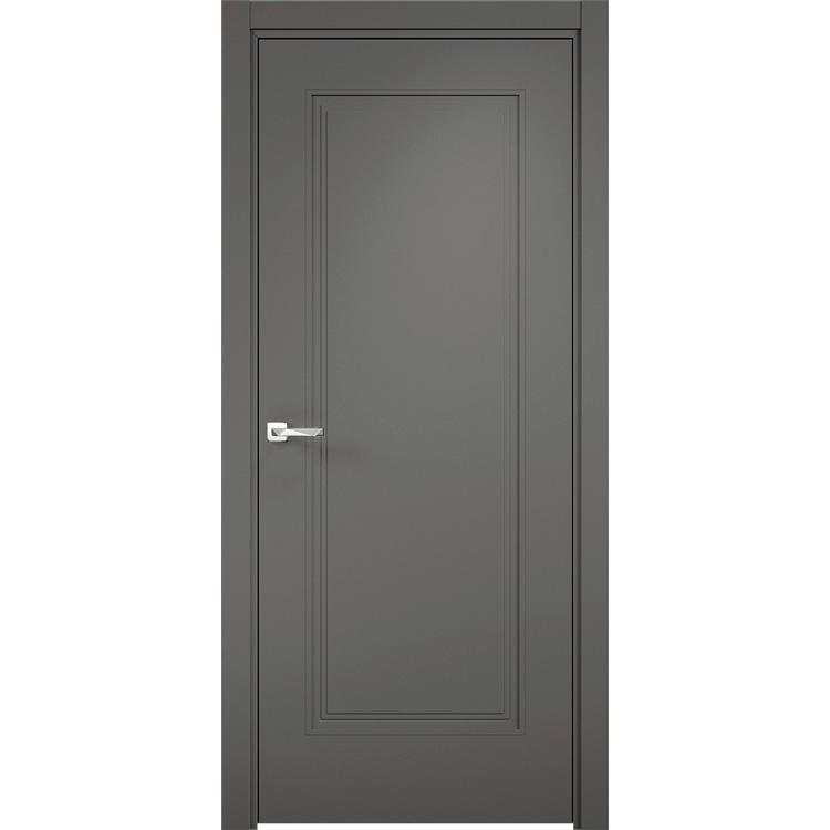 Межкомнатная дверь эмалит классика «Ларедо 02» (глухая)