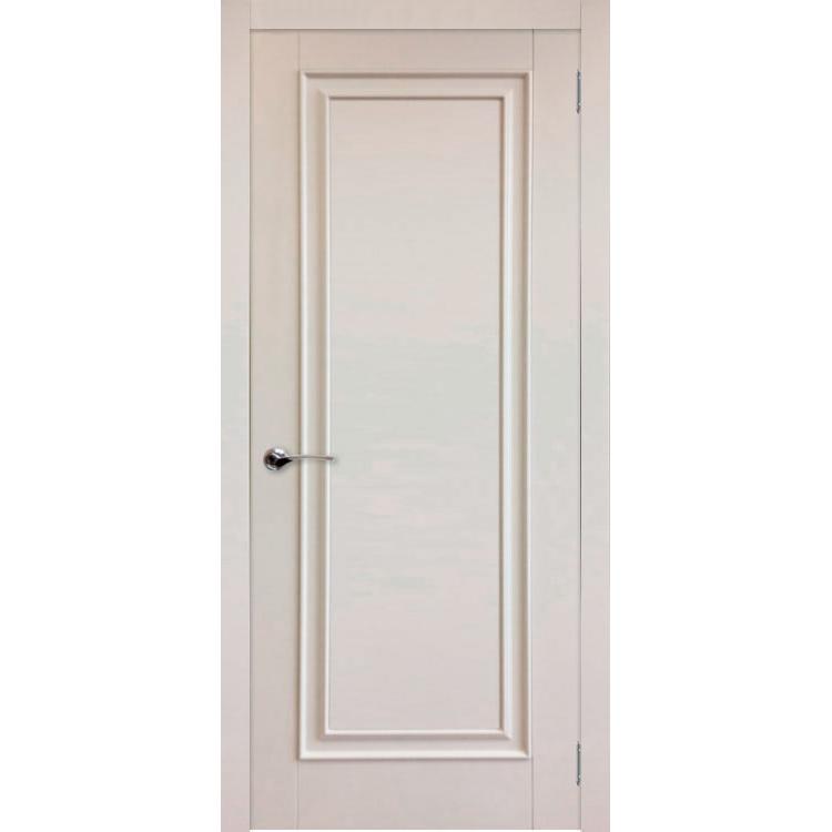 Межкомнатная дверь эмаль классика патина «Модена» (глухая)