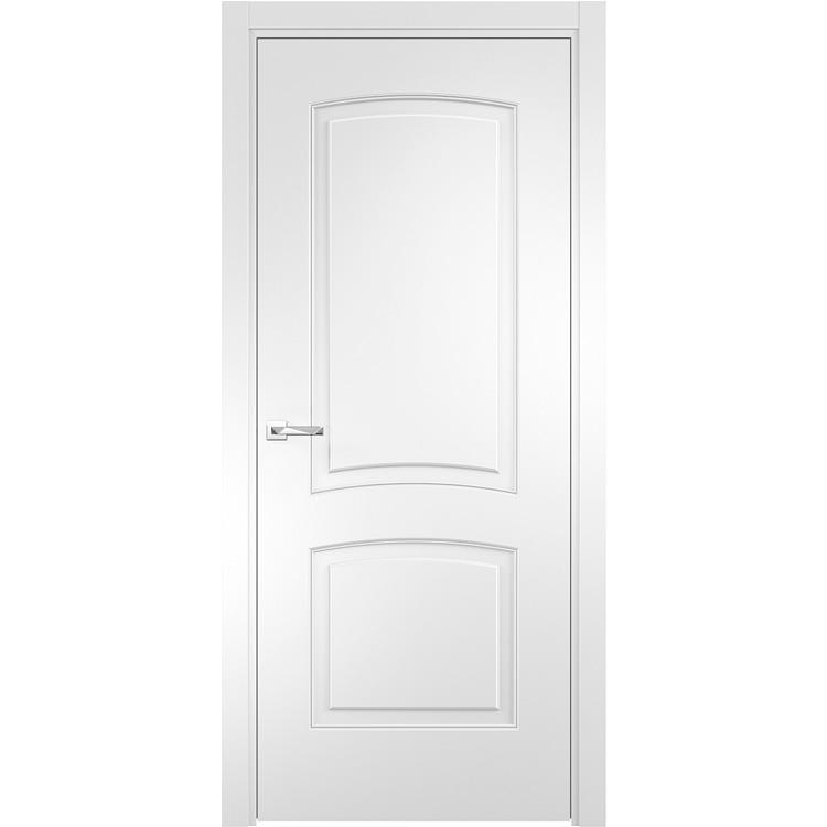 Межкомнатная дверь эмалит классика «Оксфорд» (глухая)