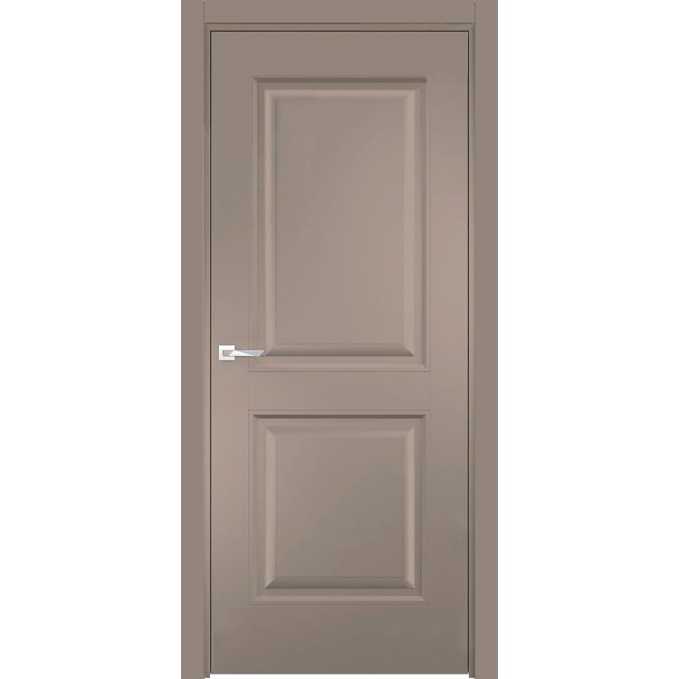 Межкомнатная дверь эмалит классика «Орлеан» (глухая)