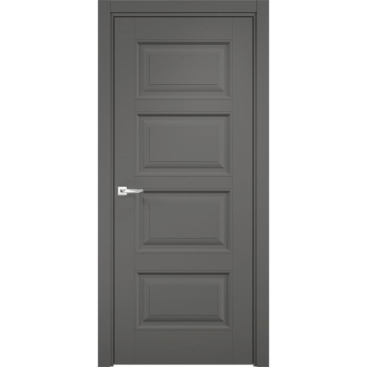 Межкомнатная дверь эмалит классика «Орлеан 03» (глухая)