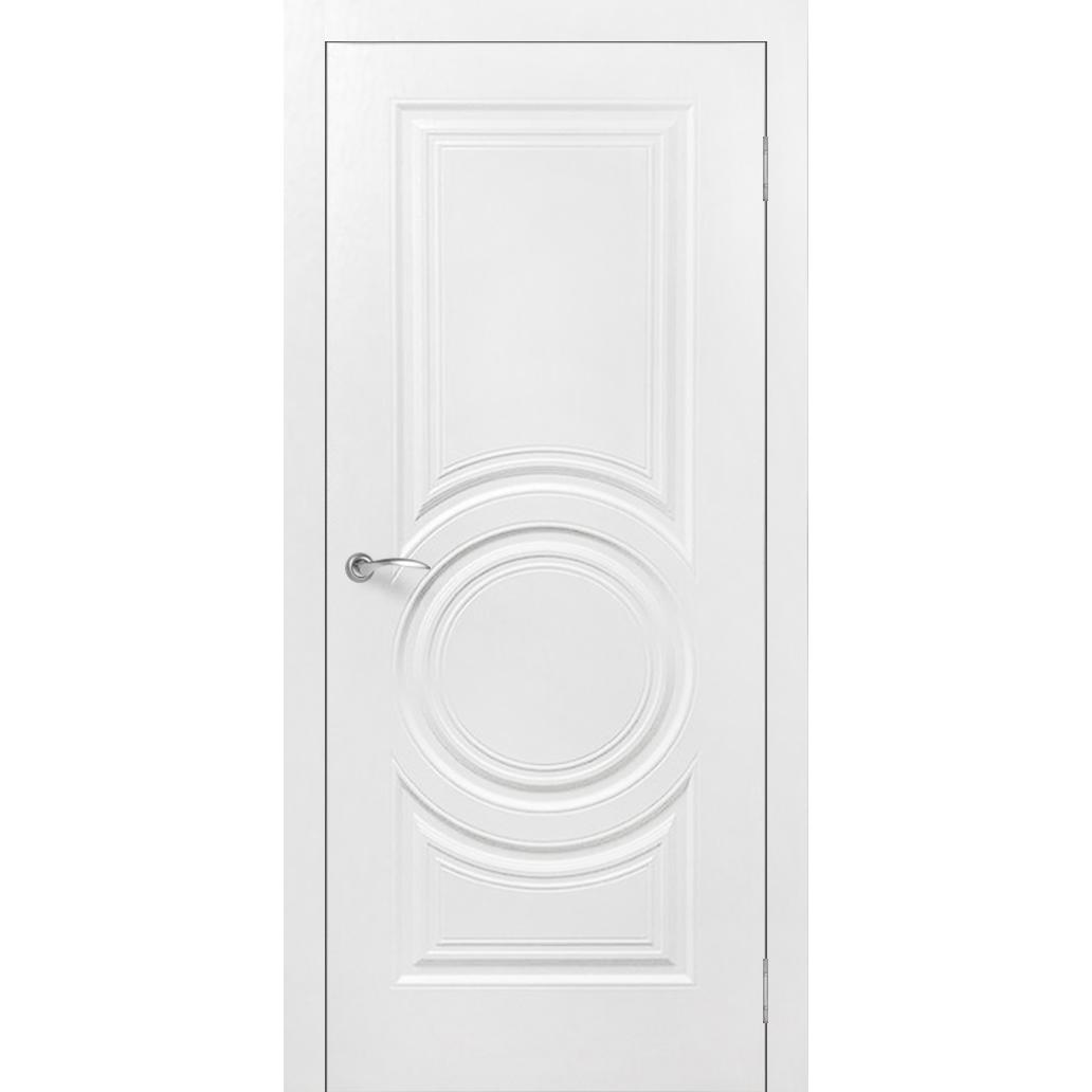 Межкомнатная дверь эмаль классика «Роял 4» (глухая)