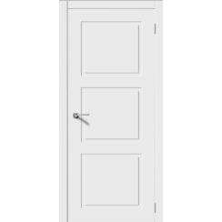 Межкомнатная дверь эмаль неоклассика «Соната-Н» (глухая)