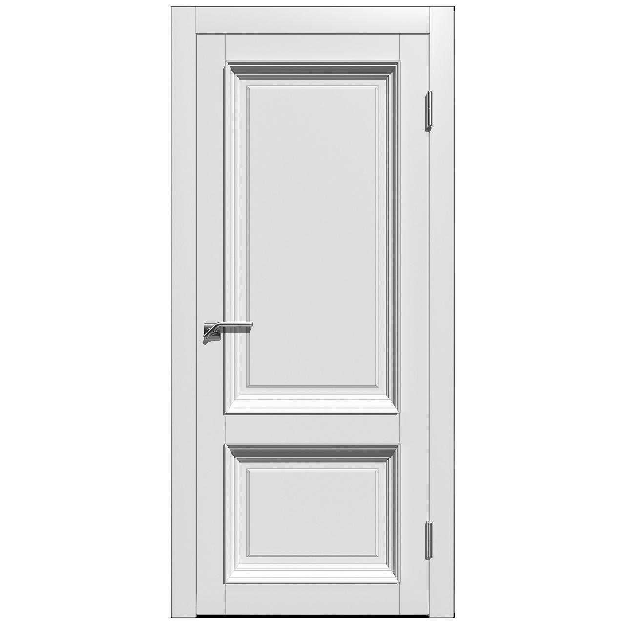 Межкомнатная дверь эмаль классика премиум «Стелла 2» (глухая)