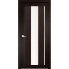 Межкомнатная дверь экошпон Y-2 стекло сатинато
