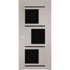 Межкомнатная дверь экошпон Z-2 лакобель чёрное