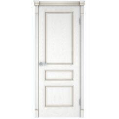 Межкомнатная дверь «Шервуд 3» натуральный шпон (глухая)